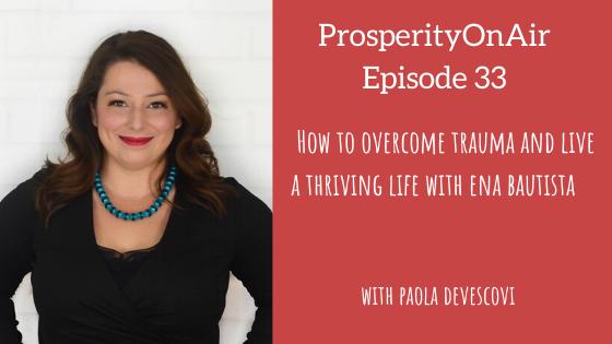 overcoming trauma