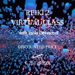 reiki 2 virtual class